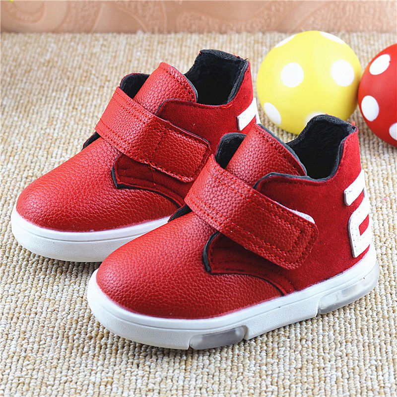 2016 1 2 Years Old Toddler Shoes Infants Baby Boys Girls