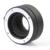 Fotga macro af enfoque automático tubo de extensión 10mm 16mm juego de dg para samsung nx montaje