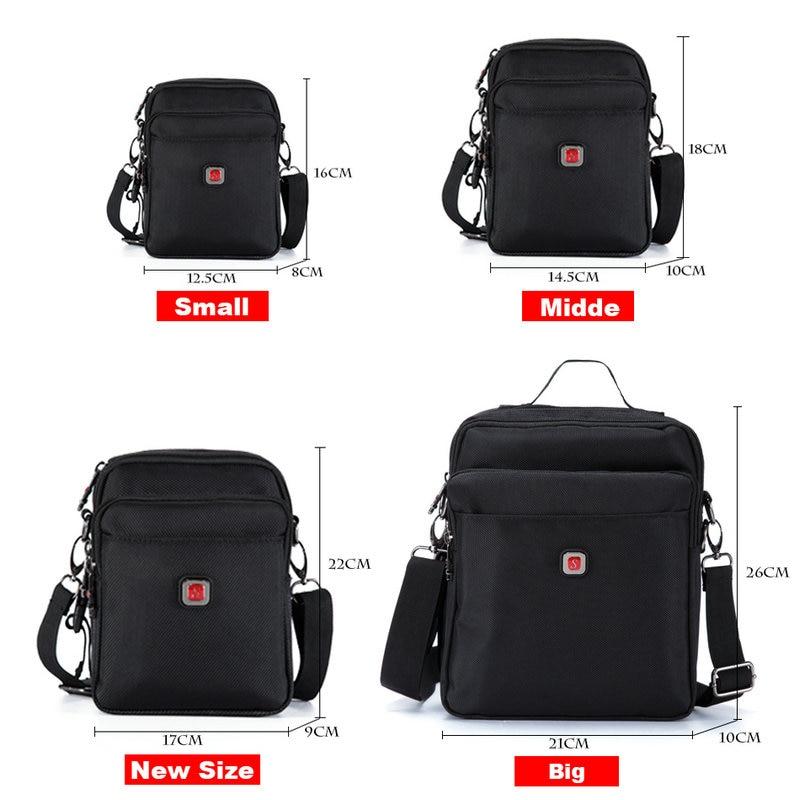 c9711bd0a1 Soperwillton Brand Men s Bag Messenger Bag Waterproof Men Belt Bag ...