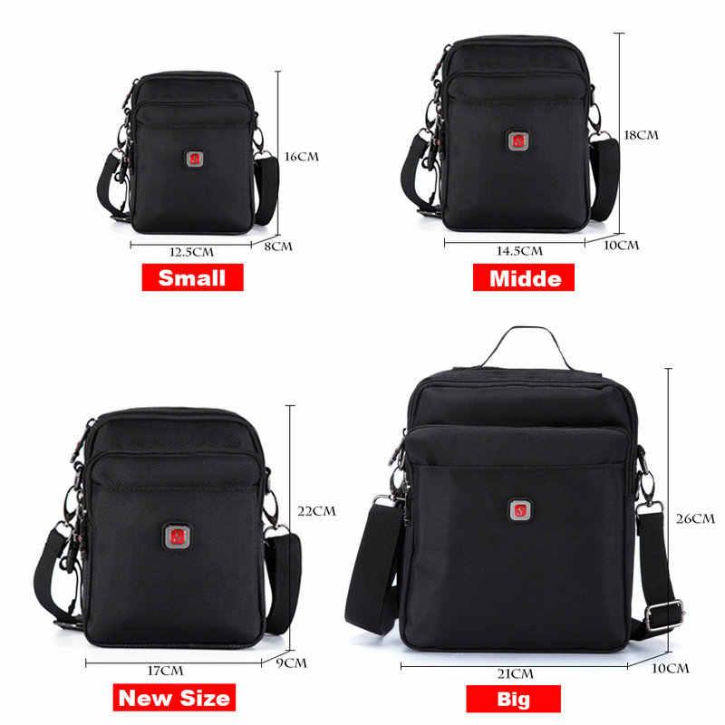 1c41b2b3f6d2 ... Soperwillton Brand Men s Bag Messenger Bag Waterproof Men Belt Bag  Oxford 1680D Zipper Bag Crossbody For
