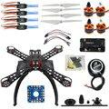 F14893-K DIY RC Drone Квадрокоптер X4M380L Кадров Комплект APM 2.8 Flight Control GPS