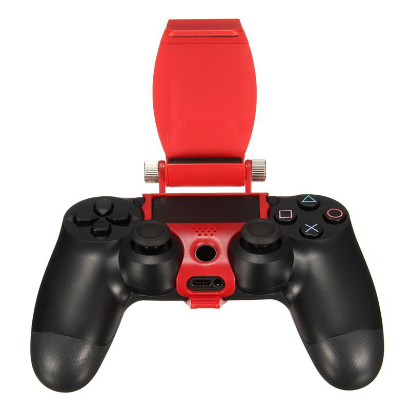 Support Cell Mobile Phone Clamp Stretchable Smart Clip Holder Handle Bracket Stand For Playstation 4 For PS4 Controller стоимость