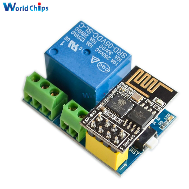 ESP8266 ESP-01S 5V WiFi Relay Module Things Smart Home Remote Control Switch for Arduino Phone APP ESP01S Wireless WIFI Module relay shield v1 0 5v 4 channel relay module for arduino works with official arduino boards
