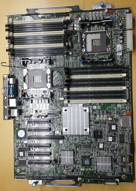 461317-001 511775-001 Server Motherboard For ML350G6  System Board Original 95%New Well Tested Working One Year Warranty motherboard for 583736 001 p4500g2 p4300g2 well tested working