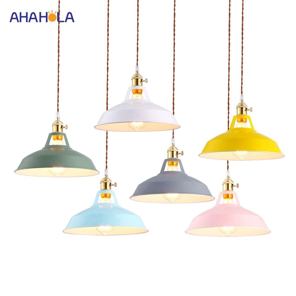 Loft Industrielle Lampen Vintage Nordic Kronleuchter Beleuchtung