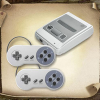 Support HDMI 8 Bit Retro Video Game Console Built In 621 Classic TV Games Handheld Family