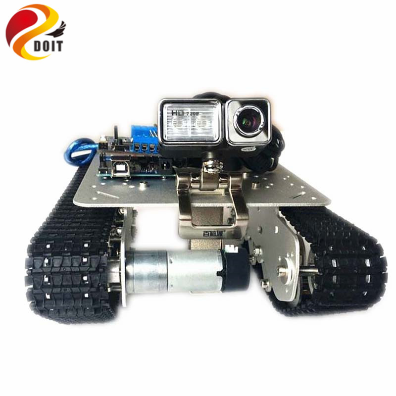 DOIT WiFi Damping Tank TS100 Controlled by Android/ios Phone from ESPDUINO Development Kit Compatible with Arduino