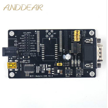 LPT100 WiFi Wireless Module Smart Link Antenna -External 3 Channel with EVK Evaluation Kit Test