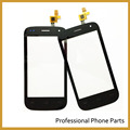 """4.0"""" Black Touch Screen digitizer panel sensor lens glass replacement For Fly iq445 genius IQ445 Mobile Phone Replacement"""