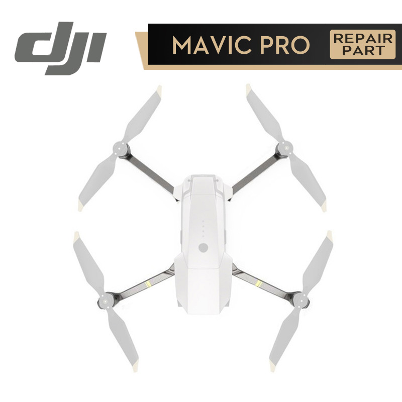 DJI Mavic Pro Platinum Motor Arm Body Shell for Mavic Pro (Platinum) Front Back Left Right Motor Arms Accessories Parts Original original motor arm repair parts for dji mavic air drone accessories spare replacement left front right front black red white