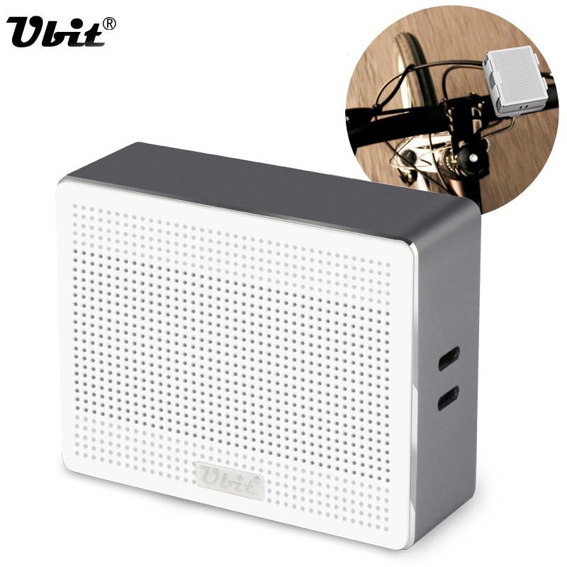 Ubit Heavy Bass 1500mA Wireless Sport Portable Bluetooth Speaker for Outdoor Cycling Speakers 5W Built in MIC Mini SoundBox