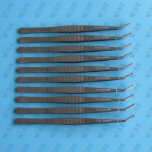 TWE6 BRAND NEW 10 TWEEZERs for thread picking other purposes