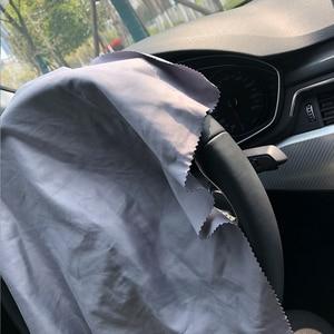 Image 5 - 1pc chłonny ręcznik z mikrofibry samochód ściereczki do czyszczenia osuszania szmatka do pielęgnacji samochodu Detailing myjnia 30x30cm kolor losowo