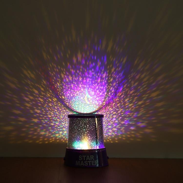 HTB1harfXdfvK1RjSszhq6AcGFXaU LED Night Light Lawn Garden Stage Projector Starry Sky Star Moon Master Bathroom Romantic USB Projection Lamp