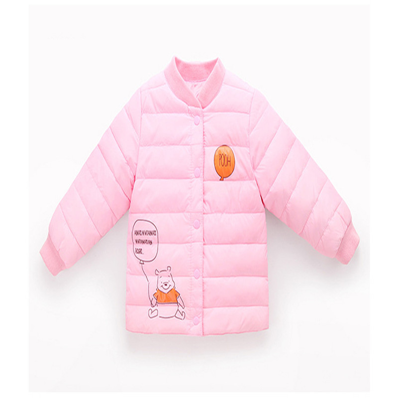 Girls outerwear winter/autumn 2017 baby ultra light boys down jacket for girls white down parkas down winter warm children coat children winter coats jacket baby boys warm outerwear thickening outdoors kids snow proof coat parkas cotton padded clothes