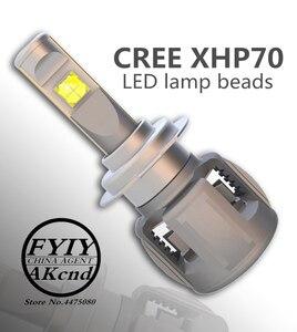 Image 3 - Motoecycle Headight Roller Nebel Scheinwerfer LED Moto Arbeits Spot Licht Kopf Lampe Für Vespa GTS 300 SPRINT 150 Scheinwerfer