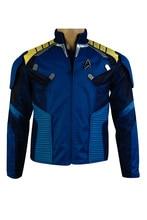 Star Trek Beyond Captain Kirk Commander Battle Suit Cosplay Costume For Adult Men Jacket Only