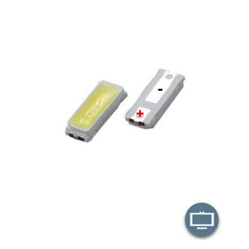 200pcs JUFEI SMD  LED Backlight  3V 4014 Cool White 60MA LCD Backlight For TV Application