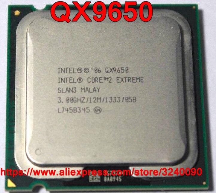 1333 MHz FSB SLAWN Intel® Core™2 Extreme Processor QX9650 12M Cache 3.00 GHz