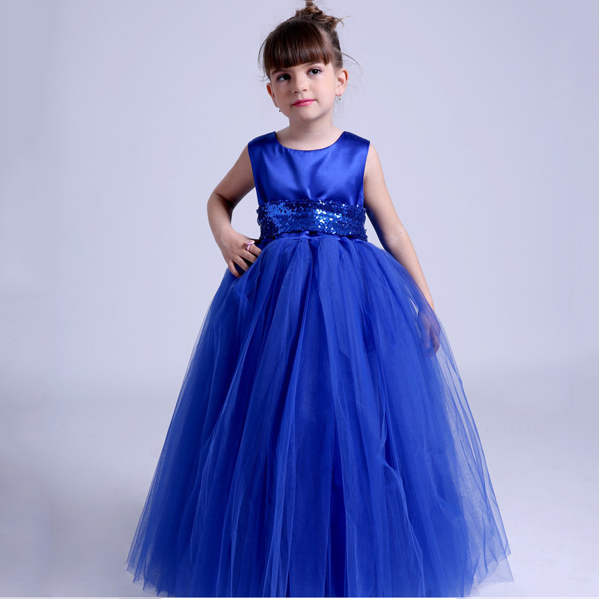 Children Girls Baby Dress Girl Dresses Birthday Party Children Fantasy Princess Dress Ball Gown Wedding Dress kids girls flower dress wedding birthday party dresses children fancy princess ball gown dress dq821
