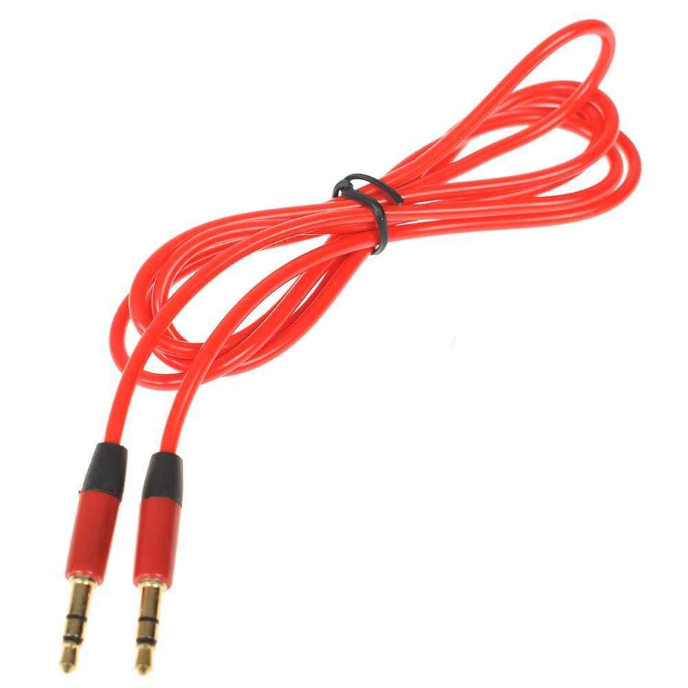Jack ses kablosu 3.5mm için 3.5mm yardımcı ses kablosu AUX kablosu kulaklıklar için telefonları Pad ev araba stereolar