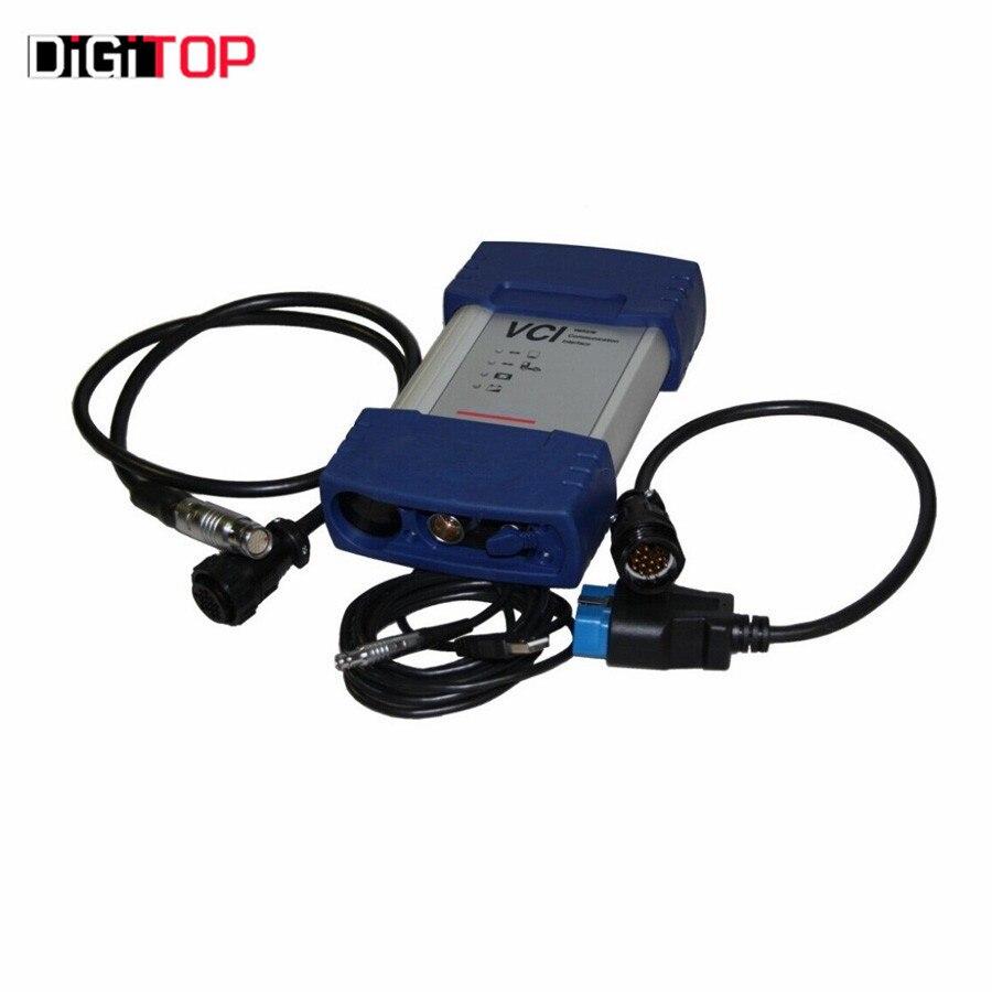 D'origine Pour DAF VCI-560 KIT Pour DAF Camion Outil De Diagnostic avec WIFI