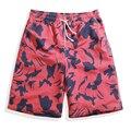 2016 Camuflaje de secado rápido de playa pantalones cortos de verano pantalones cortos ocasionales flojos masculinos pantalones cortos hasta la rodilla, más tamaño: S, M, L, XL, 2XL, 3XL