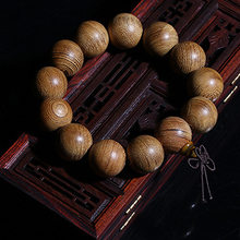 Фотография Cindiry Brand Natural Wood Buddha Buddhist Prayer Mala Healing Wenge Bead Bracelet Unisex Prayer Beads Bracelets Men Jewelry