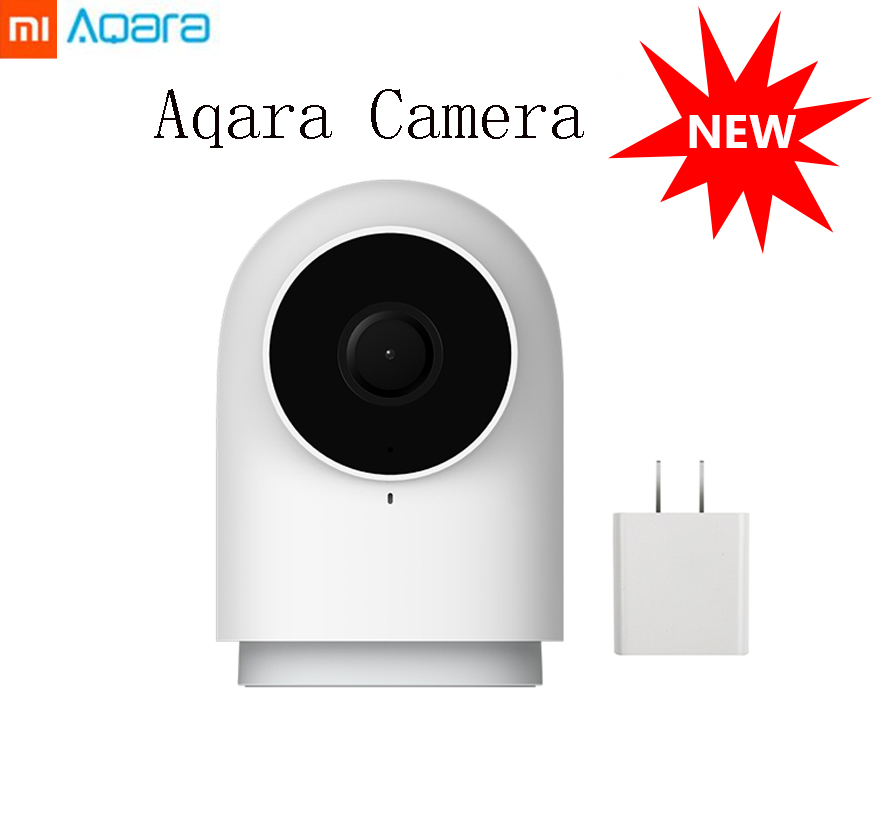 Original Xiaomi Aqara Smart Home Camera 1080P IP Camera Wireless Camera Baby Monitor Video Camera Wireless Webcam Fo mijia AppOriginal Xiaomi Aqara Smart Home Camera 1080P IP Camera Wireless Camera Baby Monitor Video Camera Wireless Webcam Fo mijia App