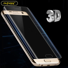 3D Full Curved Screen Protector Tempered Glass For Samsung Galaxy S9 S8 Plus Note 8 For Samsung S6 2018 S7 Edge Protective Film все цены