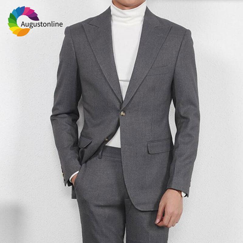 men's classic suit,terno masculino (41)