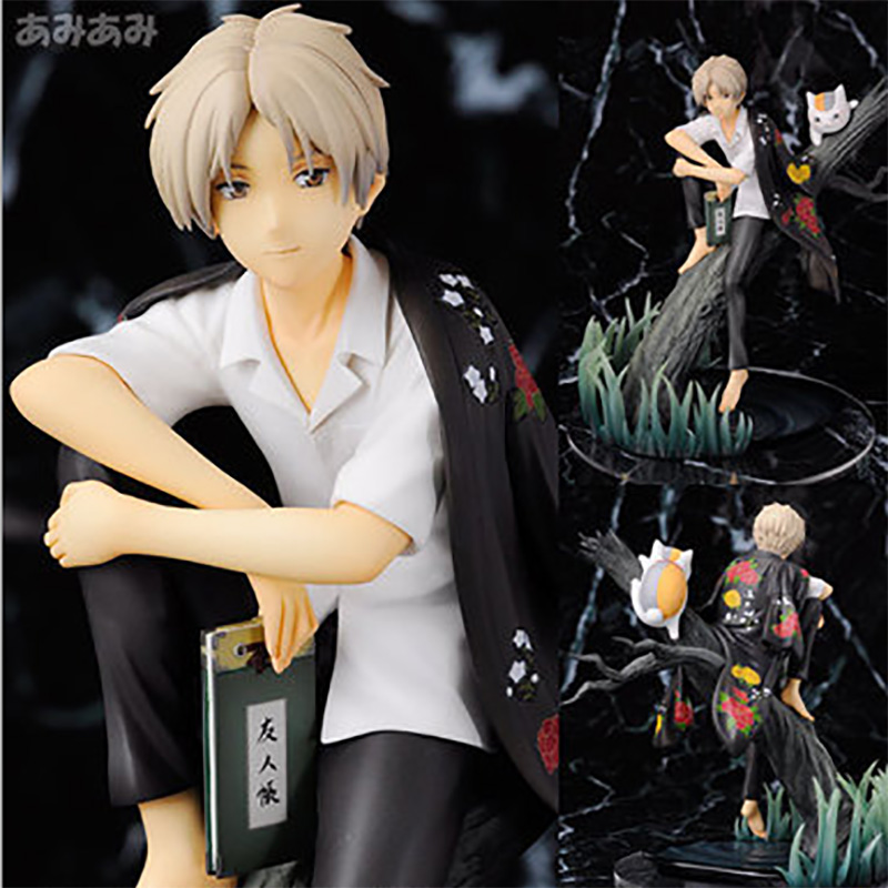 Natsume yuujinchou Action Figures,22CM PVC Figure Collectible Toy,Action Figures Statue, Anime Figure Figurines Kids Toys 12pcs set children kids toys gift mini figures toys little pet animal cat dog lps action figures