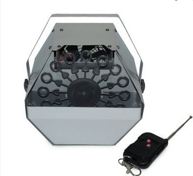 Hot Sell Cheap Remote Control 60W Stage Effects Dj Equipment For Wedding Entertainment In Good Quality Mini Bubble Machine