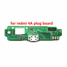 High quality Microphone Board Replacement For Xiaomi Redmi 4A USB Plug Charging Charge Port Dock Flex Cable