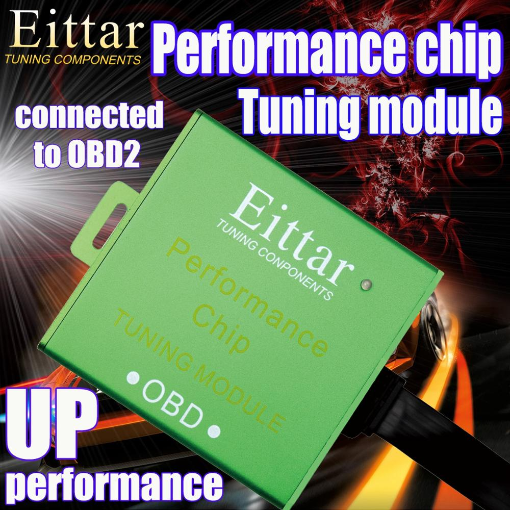 Eittar OBD2 OBDII performance chip tuning module excellent performance for Fiat