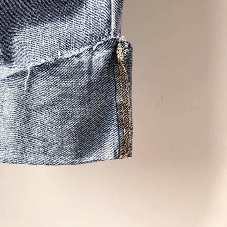 Mujer Venta Color Ins Explosiones Primavera Pantalones De La The Ancho Mejor Azul Nueva Rectos Viento Slim Regular Picture Pierna Sueltos 2019 Vaqueros 51YvEx
