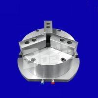 0,4 0.8Mpa 3 115 мм KL110TL 3 вертикальная автоматическая стали пневматический/Гидравлическая 3 коготь Чак, токарной обработки деталей, механический п
