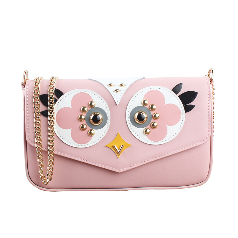 fashion luxury handbag women bags designer brand chicken chain bag leather rivet satchel mini three sets
