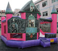 Envío gratis por mar Harry Potter castillo inflable castillo hinchable