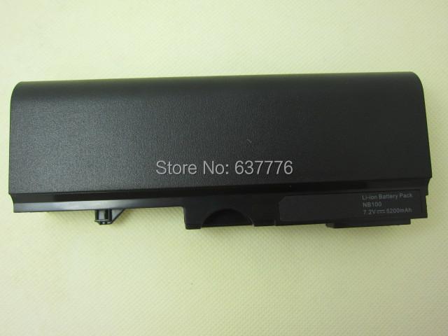 Bateria recarregável para TOSHIBA PA3689U-1BAS, PA3689U-1BRS, PABAS155, PABAS156, MINI NB100