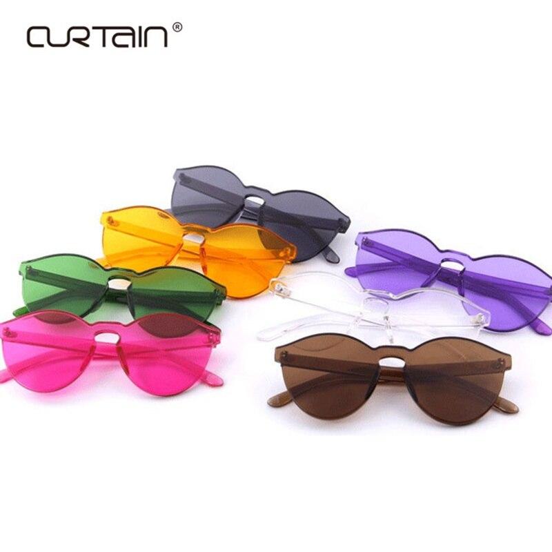 CURTAIN Moda Gratë për syze dielli Dielli për sytë e maceve - Aksesorë veshjesh - Foto 6
