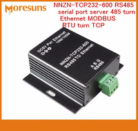 Fast Free Ship NNZN TCP232 600 RS485 Serial Port Server 485 Turn Ethernet MODBUS RTU Turn
