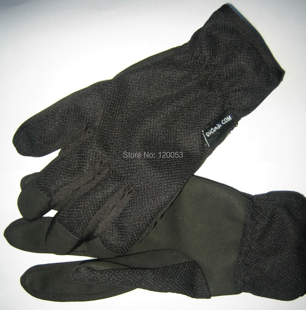 Mens black leather gloves xl - Mens Synthetic Leather Gloves Mechanic Working Gloves Mens Engineer Gloves Black Color 3