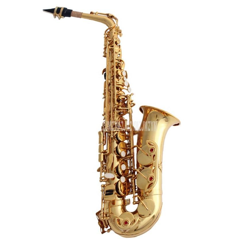 XM-831A de haute qualité en laiton doré Saxophone E plat Alto Saxophone métal saxo Instrument professionnel jouant des Instruments de musique