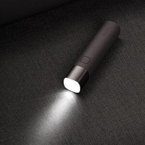 Image 4 - Youpin SOLOVE Flashlight X3 USB Type C Rechargeable Electric Torch Brightness EDC Flashlight 3000mAh Power Bank Mini LED Torch