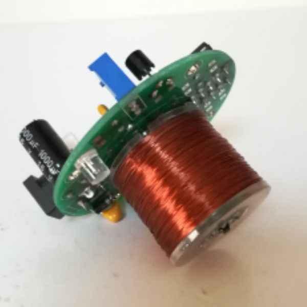 Pull the Maglev/sistema Maglev/producción electrónica desnuda DIY/adornos creativos de juguete