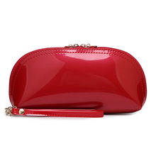 цена MONNET CAUTHY New Female Bags Concise Casual Fashion Ladies Coin Purse Solid Color Red Black White Pink Blue Sweet Girls Clutch онлайн в 2017 году