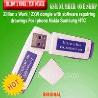 2016 100 Original Zillion X Work ZXW DONGLE Repair Mobile Phone Circuit Board Repair Mobile Phone