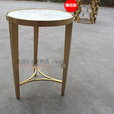 Stainless Steel Small Round Tea Table.  In Coffee Tables From Furniture On  Aliexpress.com | Alibaba Group