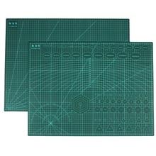 Многоразовый коврик для резки A2, пэчворк, прочная сторона A2, ПВХ, коврики для резки, разделочная доска, инструменты для пэчворка, толщина 3 мм